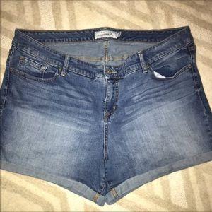 Torrid Jeans Shorts